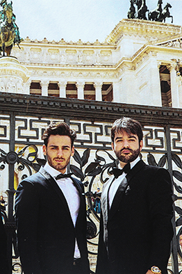 October 10, 2019The Four Italian Tenors